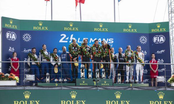 podium Vincent